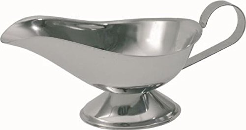 SAUCE BOAT CL 30 STAILESS STEEL