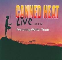 Canned Heat - Live in Oz - Zortam Music