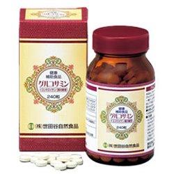 グルコサミン+コンドロイチン 240粒