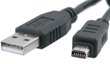 high-grade-usb-cable-for-olympus-digital-cameras-usb-cable-cb-usb5-cb-usb6