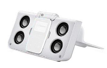 Creative TravelDock Speakers for Zen Micro