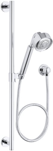 Big Save! Kohler K-9059-CP Contemporary Handshower Kit, Polished Chrome