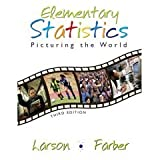 Elementary Statistics: Picturing the World-Student Study Pack (0131343661) by Larson, Ron