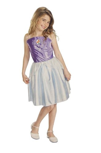 Disney Ariel Little Mermaid Costume 4-6X