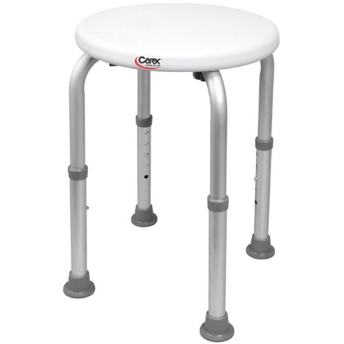 Carex Health Brands B600TF Compact Shower Stool