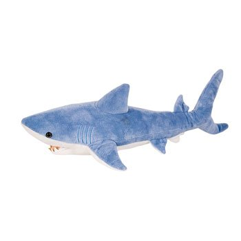 Adventure Planet Plush - Mako Shark ( 20 Inch ) front-489893