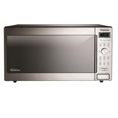 Brand New Panasonic Consumer 1.6Cf Microwave Ss
