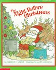 img - for Night Before Christmas (Blue Ribbon Book) book / textbook / text book