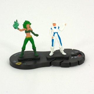 HeroClix: Fire and Ice # 50 (Uncommon) - The Brave and The Bold