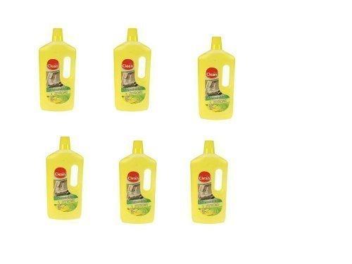 Detergente Universale 1 L Citro / Detergente / Detergente / Prodotto Per La Pulizia / Detergente Universale 6 Pacco