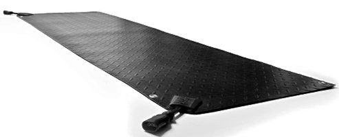 Great Features Of HeatTrak HR20-60 Residential Snow-Melting Walkway Mat, 20 Inch by 5 Foot, 120 Volt