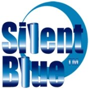 Silent Blue with Mylar Laminate Wood and Floating Floor Underlayment Pad 100 Sq. Ft. Roll