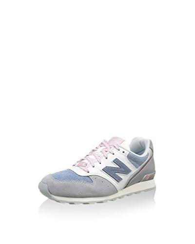 New Balance Zapatillas Wr996Ek Gris