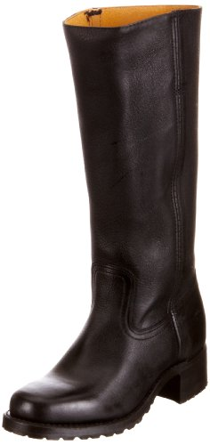 Frye Women's Campus 14G Black Pull On Boots 77046 6 UK