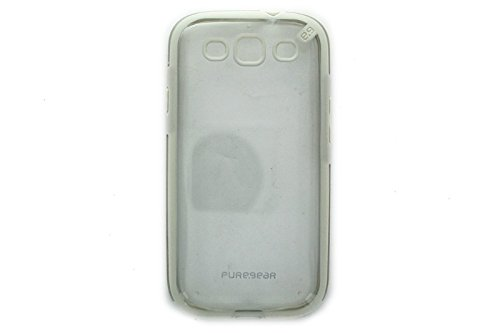PureGear 02-001-01760 Slim Shell for Samsung Galaxy S3 - 1 Pack - Carrying Case - Retail Packaging - Coconut Jelly (Samsung Galaxy S3 Case Jelly compare prices)