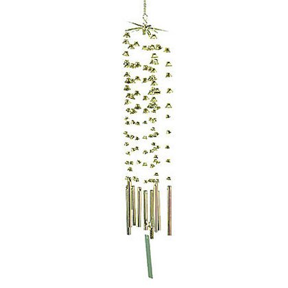Image of 100 Br/bell Wind Chimes