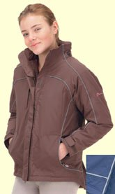 Shires Childs Winter Calgary Riding Jacket - Padded - Age 9-10