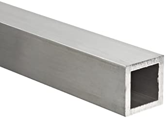 Aluminum 6063-T52 Hollow Rectangular Bar