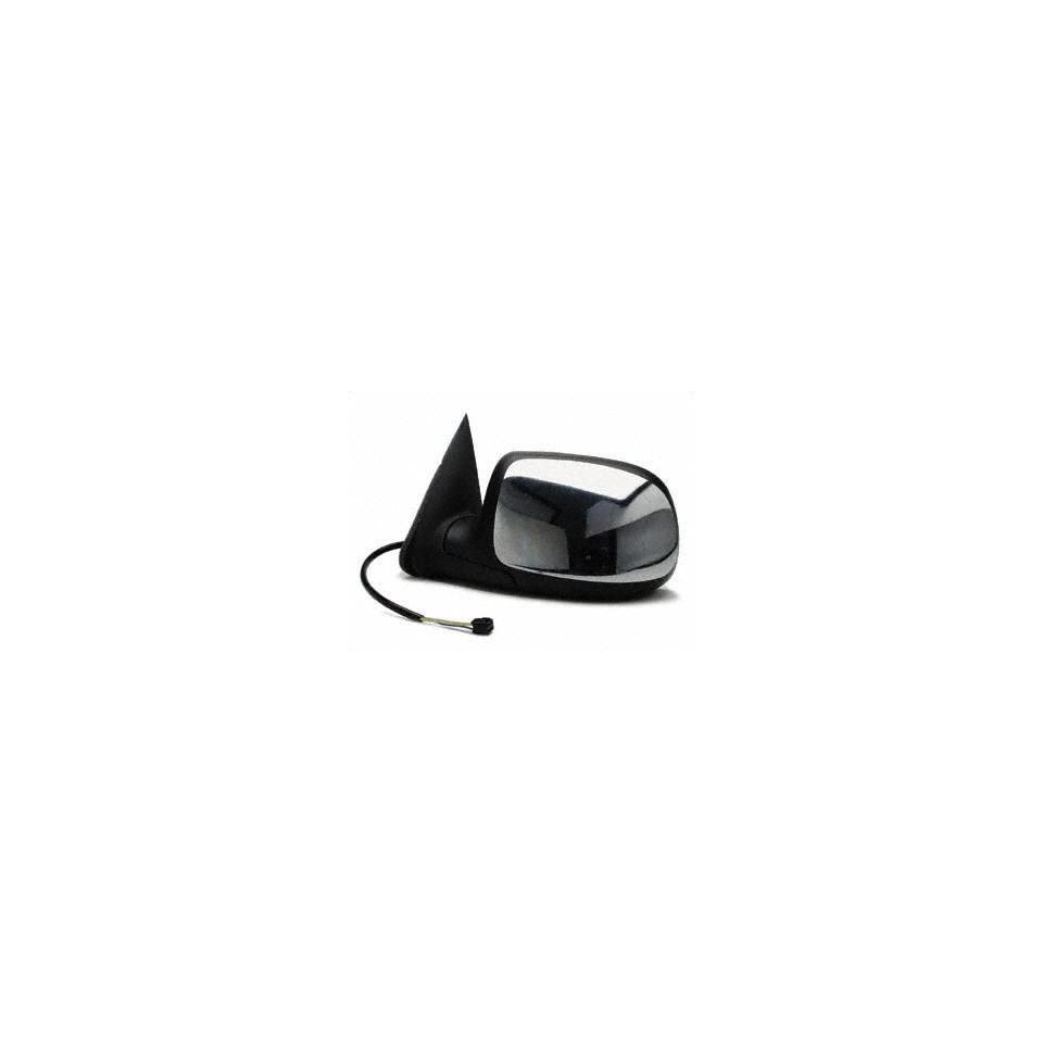 99 02 CHEVY CHEVROLET SILVERADO PICKUP MIRROR LH (DRIVER SIDE) TRUCK, Power, Heated, Folding Type, Chrome (1999 99 2000 00 2001 01 2002 02) GM60EL 15062885