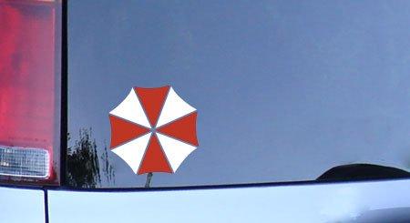 Umbrella Corporation Logo Sticker - Resident