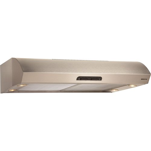 Stainless Steel Range Hoods 30 back-22809