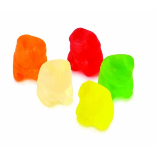Sunrise Confections Gummi Bears, 5 Pound: Grocery & Gourmet Food