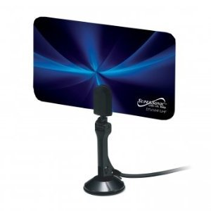 Top Quality Supersonic SC-607 Flat Digital HDTV Antenna With VHF and UHF Frequency Range By SUPERSONIC