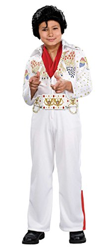 Elvis Deluxe Aloha Child Costume Licensed Elvis Costume 883481