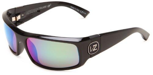 Von Zipper Men's Kickstand Polarized Oversized Sunglasses