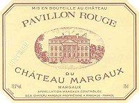 Pavillon Rouge Du Chateau Margaux Margaux 2009 750Ml