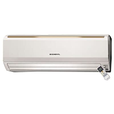 O General ASGA24FMTA-2 Hyper Tropical Wall Mounted Split AC (2 Ton, 2 Star Rating, White)