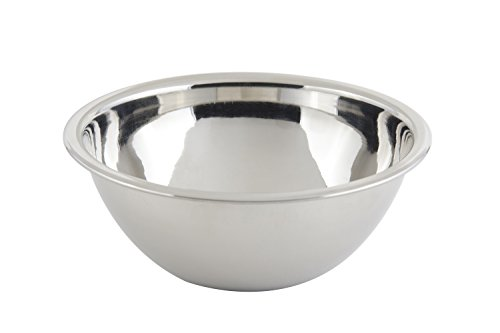 Bon Chef 5151 Stainless Steel Bowl Insert Fit Fondue Pot, 6-1/4
