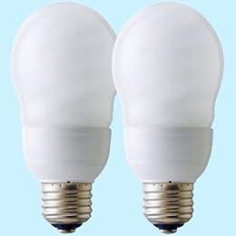 パナソニック 蛍光灯電球形 パルックボールプレミアQ A昼光×2
