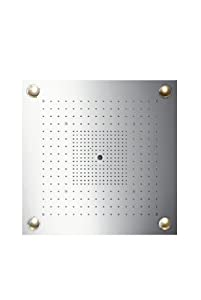 Axor Hansgrohe - Robinet encastré - ShowerHeaven 720x720 AXOR STARCK ORGANIC avec éclairage
