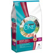 Purina One Targeted Nutrition Special Care Adult Urinary Tract Health Formula Cat Food, 16 Lb(Pack Of 2)