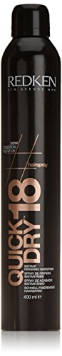 Redken Lacca Quick Dry 18 Instant Finishing Hairspray - 400 ml