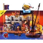プレイモービル 海賊 海賊の監獄島 3112