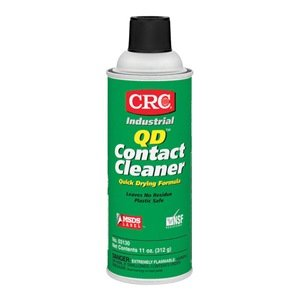 03130 16Oz Industrial Qd Contact Cleaner - Crc