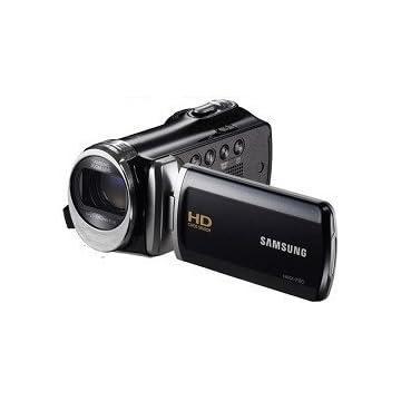 Samsung HMX-F90 HD Camcorder, Black