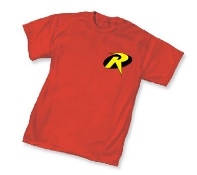 T-Shirt - Batman-Robin Logo