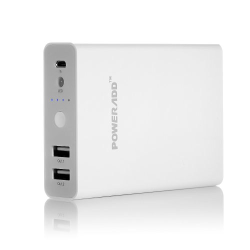 PowerAdd Pilot X3 10400 mAh Power Bank