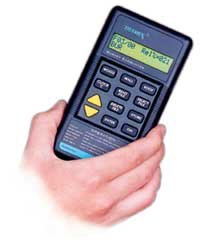 Survey Encounter Non-Destructive Moisture Meter by Tramex