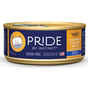 Nature's Variety Pride By Instinct Grain-Free Canned Cat Food - Cheshire's Chicken Recipe