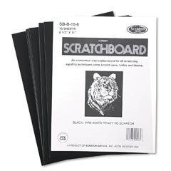 Scratch Art 8