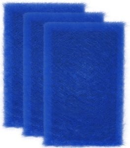 Image of 16x30x1 (14.5 x 27.5 pad) Xenon Replacement Filter (B004OJR114)
