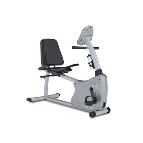 Vision Fitness R1500 Recumbent Exercise Bike with Premier Console