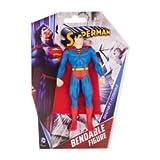 NJ Croce Classic Superman Action Figure (Color: Multi-colored, Tamaño: 8