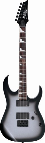 Ibanez RG fixed bridge - Metallic Gray Sunburst