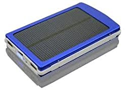 Solar power bank 10000 mAh for all xiomi, nokia, samsung sony, motorola iphones with 20 LED power light excellent gadget in emergency
