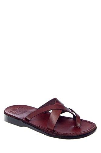 Abigail Flat Jerusalem Sandal by DNA Footwear